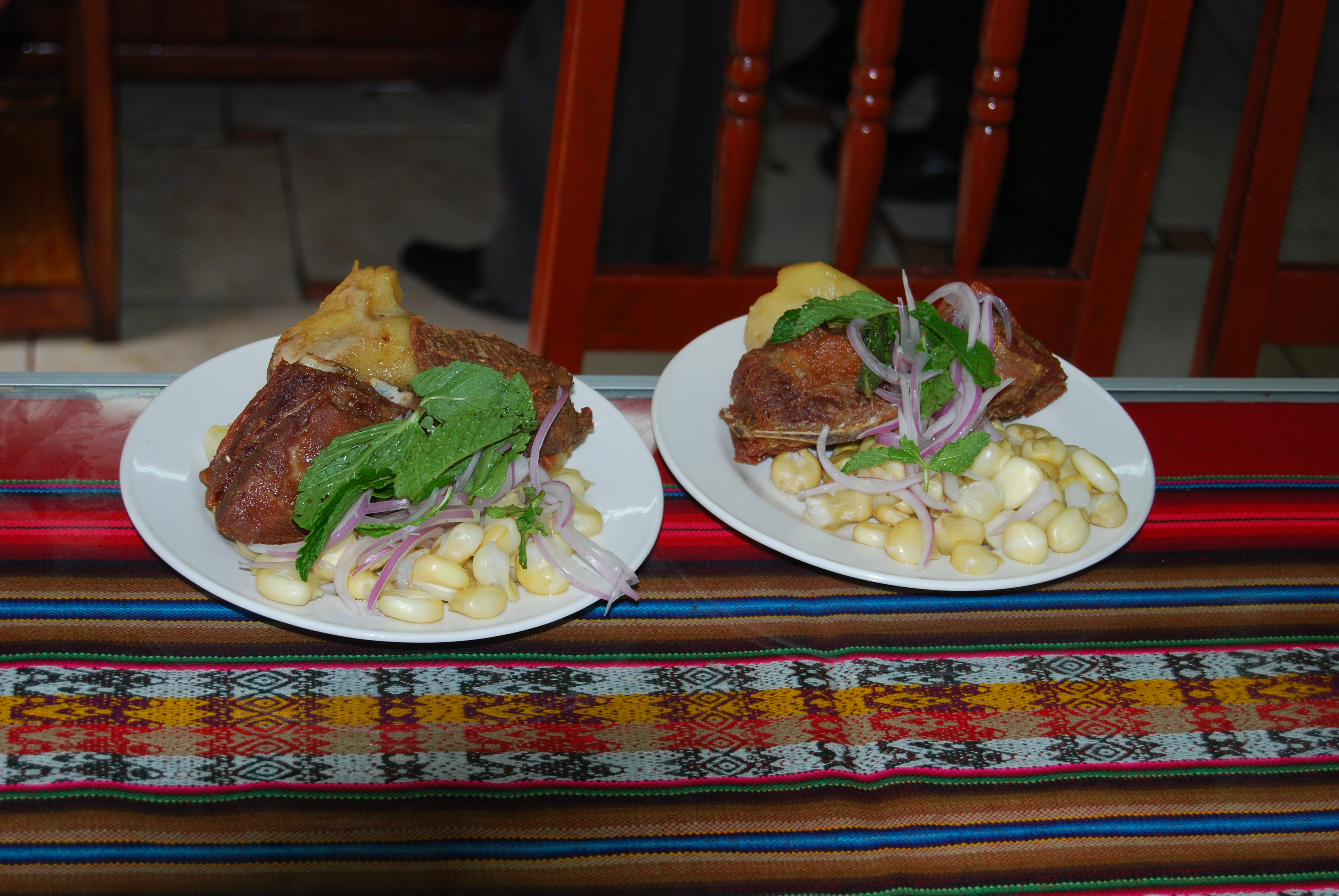 Traditional Food of Cuzco