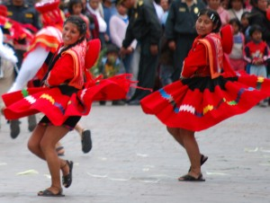 Dancing with the Corn, Cuzco, March 28, 2010