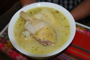 Chicken Soup, Cuzco