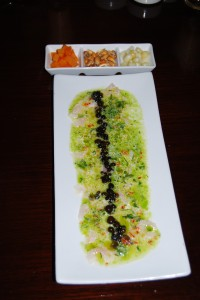 Andean Tiradito, Limo Restaurant