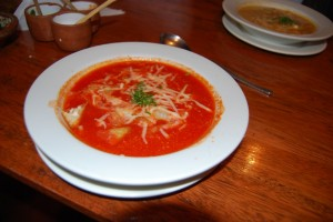 Tortilla Soup, El Cuate, Cuzco