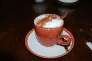 Cicciolina's Hot Chocolate