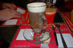 Lechuzos' Coffee with Liquor