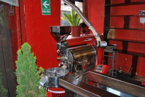 Coffee Roaster, La Perla