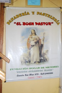 El Buen Pastor Bakery