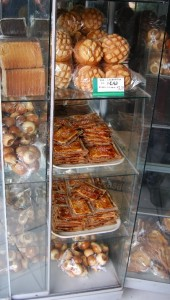 Pastries on Display