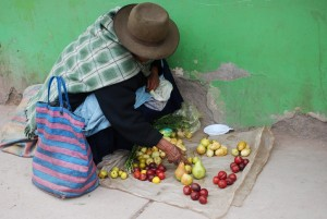 The Casera: Selling and Offering Fruits