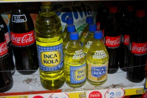 Inca Kola Soda for Sale