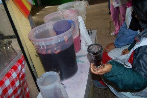 Having More Chicha Morada