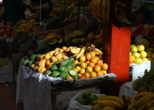 Light and Fruit