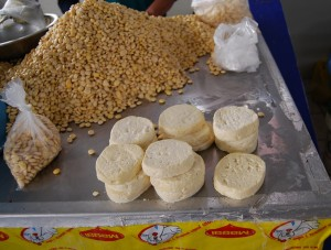 Tarwi and Cheese for Sale