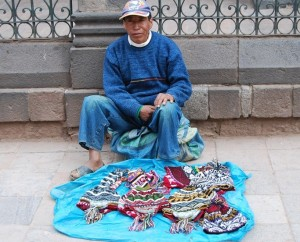 Selling in the Street 2