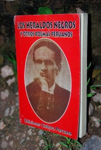 Book by César Vallejo