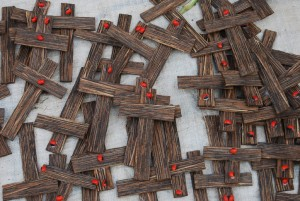 Crosses with Wayruru Seeds