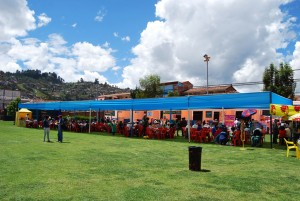 Cusco Come Grounds