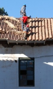 Fixing Cuzco's Roofs