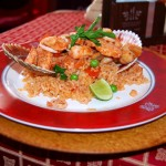 Arroz con Mariscos (Rice with Shellfish)