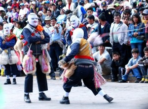 Ritual Battle During Corpus Christi