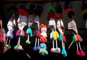 Traditional, Beaded Chullus for Sale