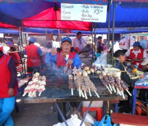 Anticuchos For Sale