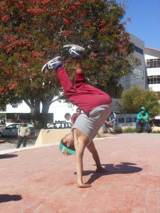Bboy Breaking
