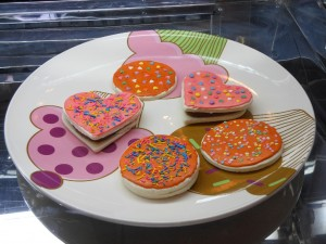 Decorates Cookies