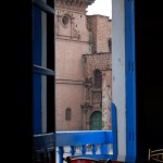 Table with a View in Cuzco