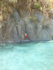 Swimmig Pool in Cocalmayo