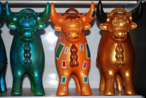 New Models of Bulls as a Decoration for home