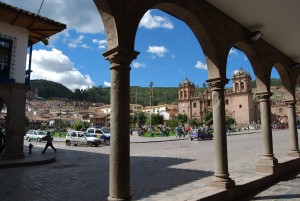 Cuzco's Colonial Plaza de Armas (Main Square)