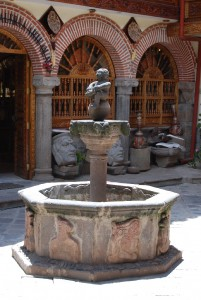 A Fountain without Water