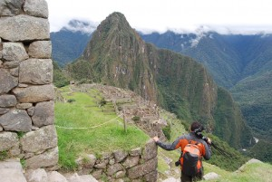Getting Ready to Photograph Machu Picchu
