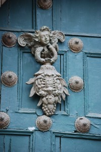 Angel on a Doorknob
