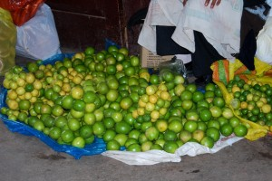 Peruvian Limes for Sale in Cuzco