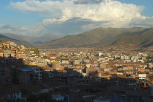 Cuzco Growing to the Valley's Limits and Beyond