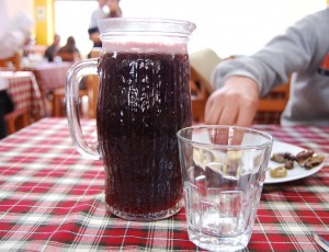A Jar of Chicha Morada