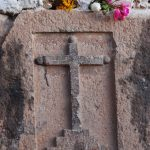 Life and Death Carved in a Cuzco Wall