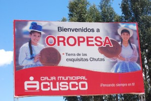 Welcome to Oropesa