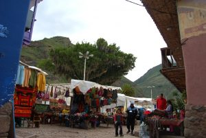Handicraft Fair in Pisac