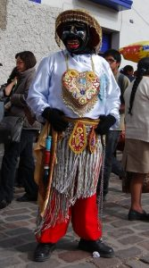 Negrillo in Cuzco