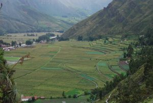 View of the Sacred Valley
