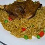 Arroz con Pato (Rice with Duck)