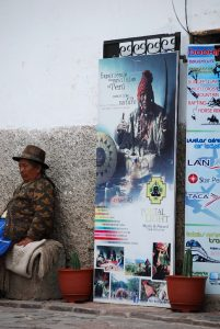 A Center Offering Wachuma Ceremonies in Cuzco