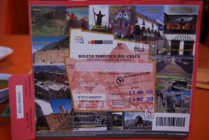Tourist Admissions Pass