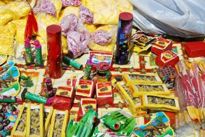 Firecrackers and More for New Years
