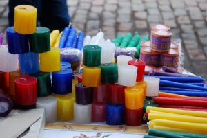 Candles for Sale for Christmas