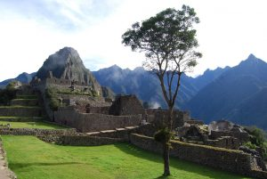 Machu Picchu and Surroundings