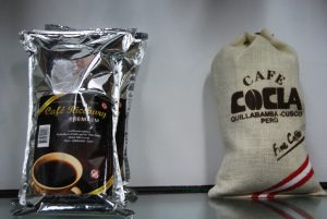 Cuzco's Ricchariy and Cocla coffees