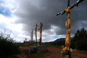 Crosses by Sacsayhuaman