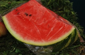 Bright RedSlice of Watermelon